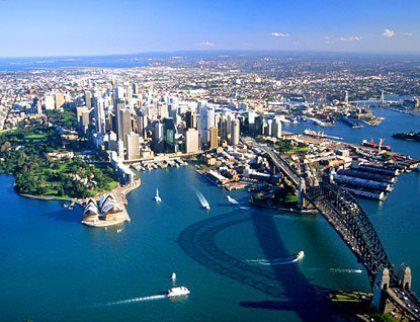 澳大利亚是世界上最大的岛国