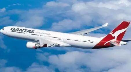 中国到澳洲飞机